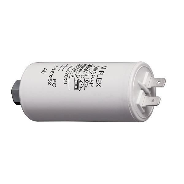Kondenzátor rozběhový motorový 8,0uF/450V