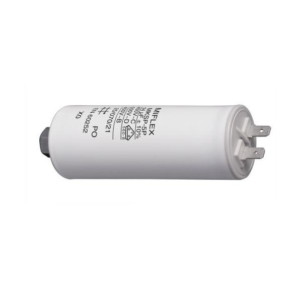Kondenzátor rozběhový motorový 14,0uF/450V