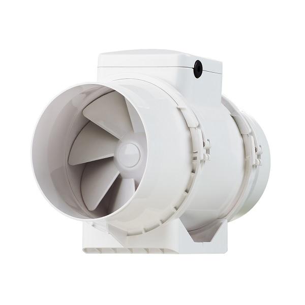 Ventilátor do potrubí TT 100 T s časovačem Vents