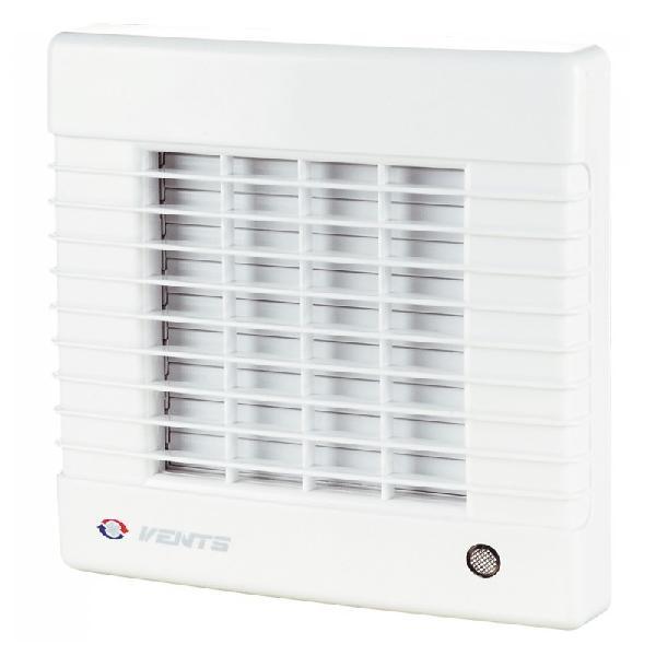 Ventilátor Vents 125 MA12 na 12V s automatickou žaluzií