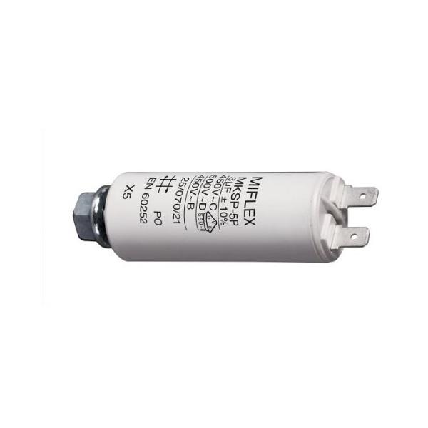 Kondenzátor rozběhový motorový 3,0uF/450V