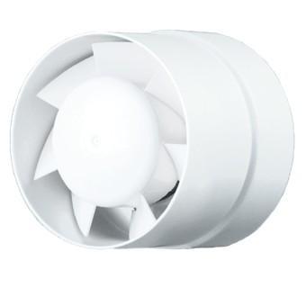 Ventilátor do potrubí 100 VKO Turbo vyšší výkon Vents