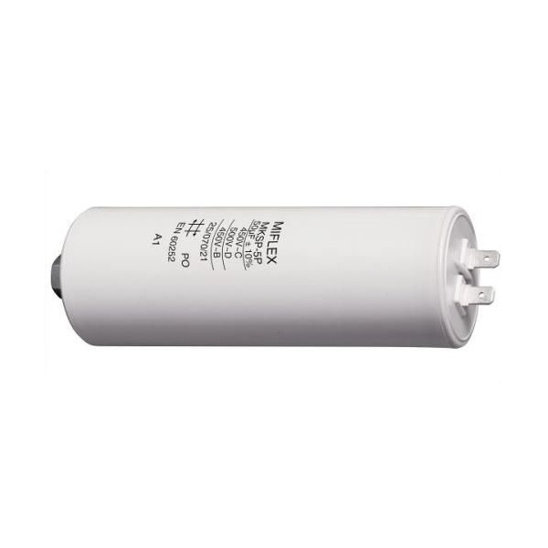 Kondenzátor rozběhový motorový 50,0uF/450V