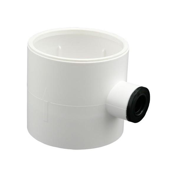 Kondenzační jímka - 100 mm PVC