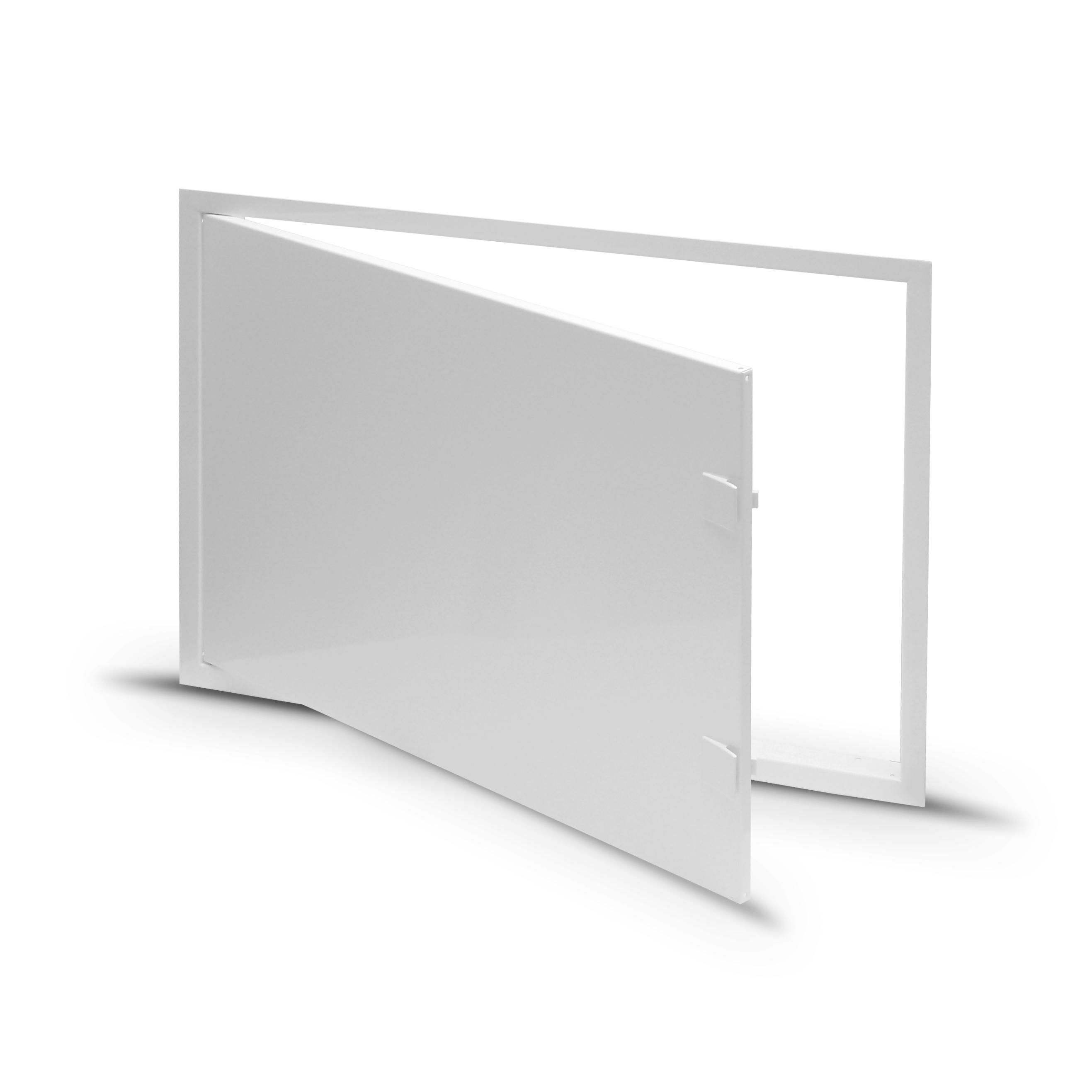 Revizní dvířka kovová 600x400 DMR bílá