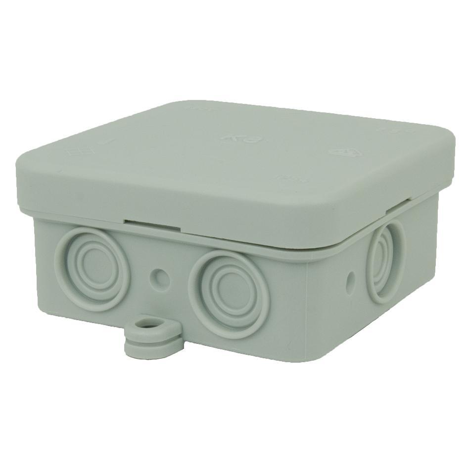 Krabice elektroinstalační 75x75x36 K8 IP54