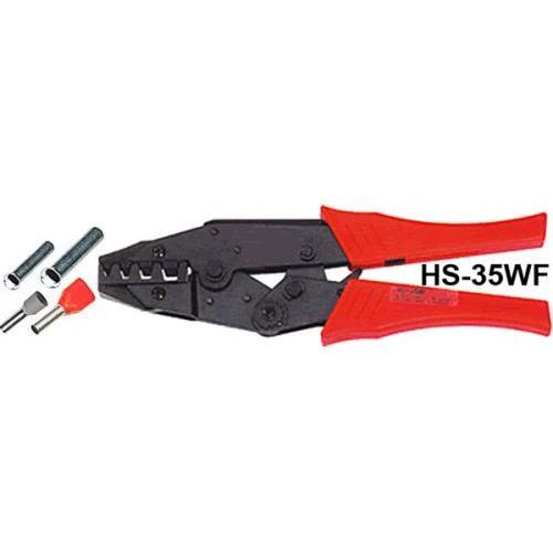 Kleště lisovací na dutinky HS-35WF