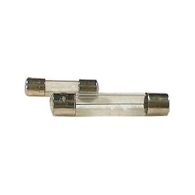 Pojistka skleněná přístrojová 5x20 mm T 6,3A