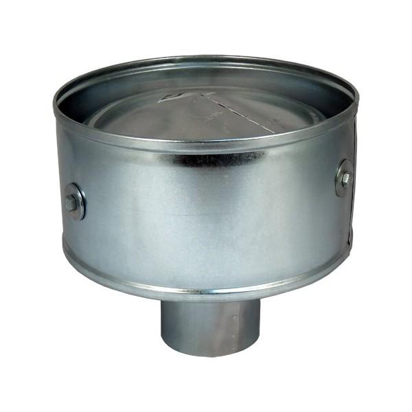 Komínová hlavice, protidešťová stříška CAGI 200 mm