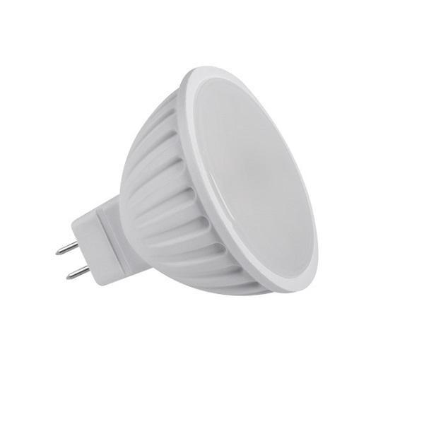 LED žárovka MR16/12V 5W Kanlux TOMI LED MR16-WW teplá bílá