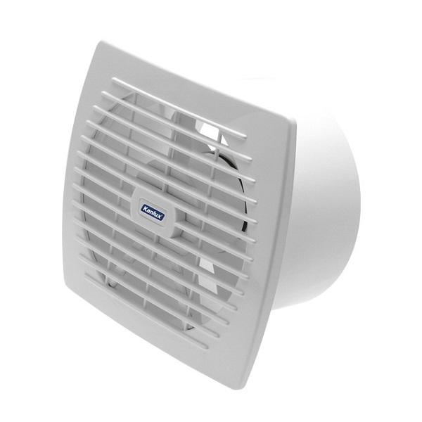 Ventilátor Kanlux CYKLON EOL150T s časovým spinačem