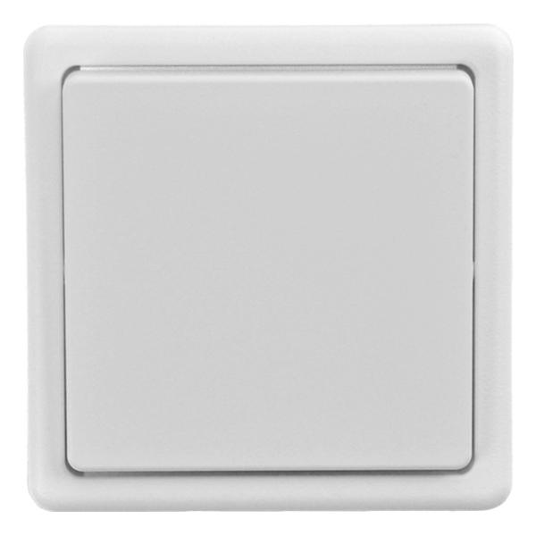 Vypínač jednopólový č.1 bílá 3553-01289 B1 Classic ABB
