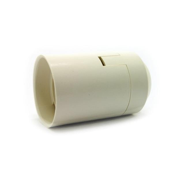Patice objímka E27 plastová bílá 1351-13400 ABB