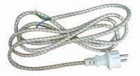Flexo kabel k žehličce 2.4m/3x0,75 opředená šňůra