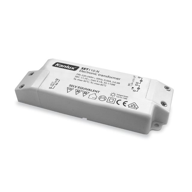 Elektronický transformátor 12V/105W SET105-K Kanlux