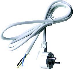Flexo kabel 5m/3x1 bílá šňůra/PVC Emos